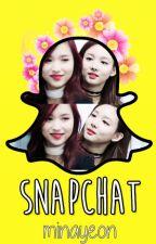 Snapchat • Minayeon by baekuin_