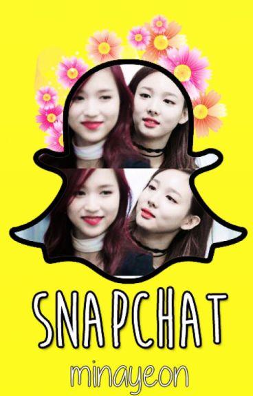 Snapchat • Minayeon