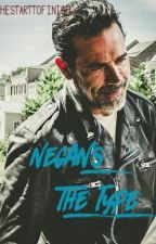 Negan's The Type by thestarttofinish