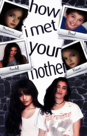 how i met your mother || camren by 5H-1D-JB-DL-1997
