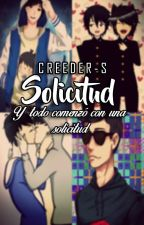 Solicitud - [Artux×Dego] by Creeder-s