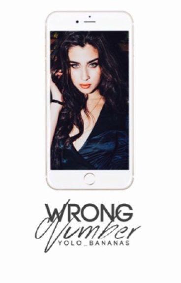 Wrong Number | Lauren/you