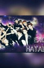 EXO İLE HAYAL ET  by kyungsooonly