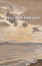 I Fell For This Guy?!   h.inata + k.ageyama by kxrinasantos