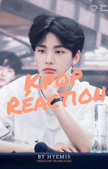 Réaction K-pop 🍥