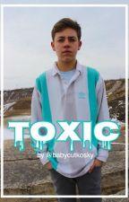toxic//carl gallagher by unknownaccwilk