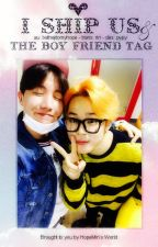 [TransTwoShot] HopeMin - I Ship Us & The Boy Friend Tag by hopeminworld