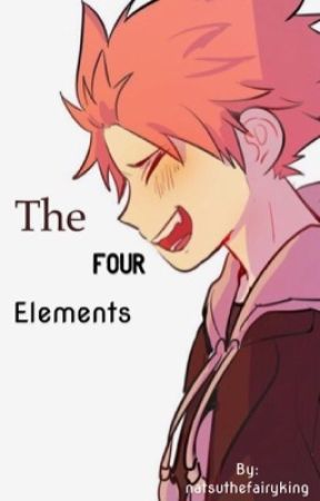 The Four Elements  by natsuthefairyking