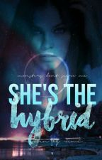 She's the Hybrid by R_Phoenix_