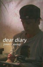 dear diary ❀ - pjm. + myg. [boyxboy] by olddyoongi