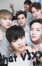 Chat Vixx by CookieMoonster1