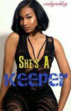 She's A Keeper    21 Savage by cashyashley