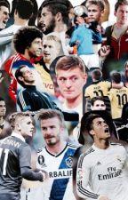 Historias cortas sobre futbolistas by paxlar
