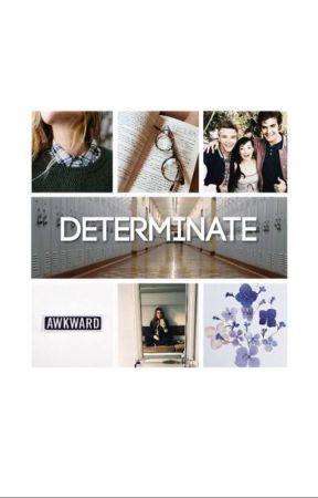 Determinate ▷ Jake Rosati by mandymilkobitch