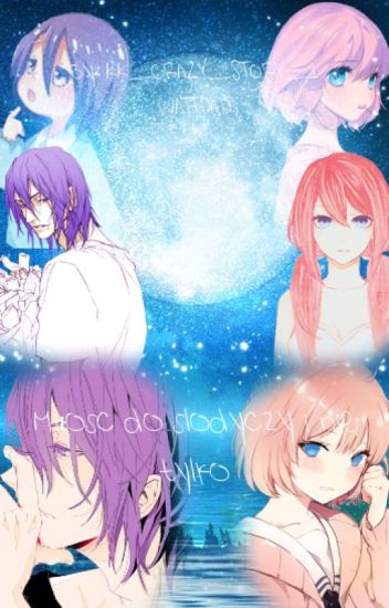 Miłość do słodyczy i nie tylko... [Murasakibara Atsushi FF]