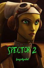 Star Wars Rebels: Spector 2 by fangirlyrebel