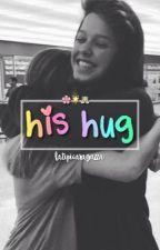 HIS HUG||Jacob Sartorius STOPPED by peachyele
