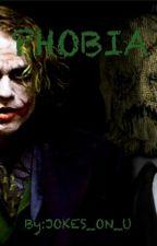 PHOBIA (Jonathan Crane scarecrow) by JOKES_ON_U