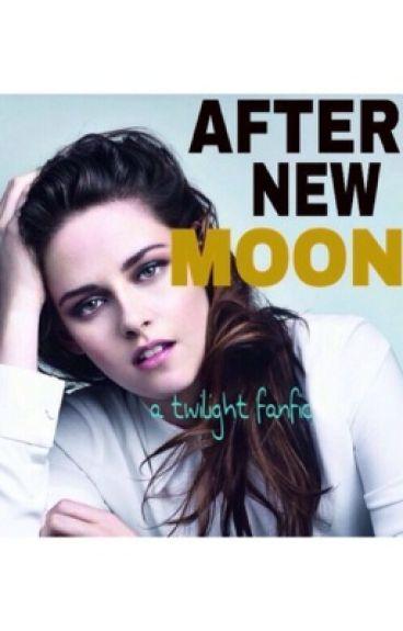 (A Twilight Fan-Fic) After new moon....