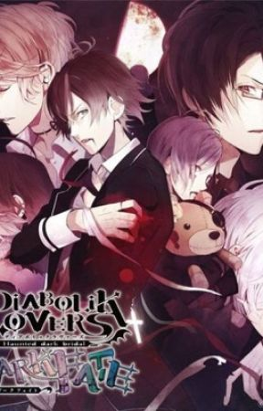 Diabolik Lovers Scenarios - When Someone Flirts With Them