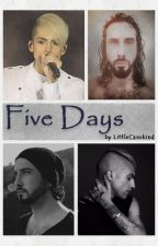 Five Days | Mavi by LittleCarokind