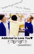 Addicted to Love You❤️ /Jeongcheol/ by SaythememesSVT