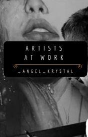 Artists At Work by _angel_krystal