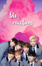 BTS; Reactions  by JhopesWifeu7