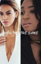 WE're NOT THE SAME (NORMINAH) by CamrenLove_Story