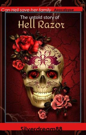 Hell Razor{editing} by silverdream88