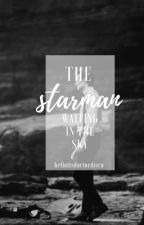 The Starman Waiting In The Sky by helloitsdoctordisco