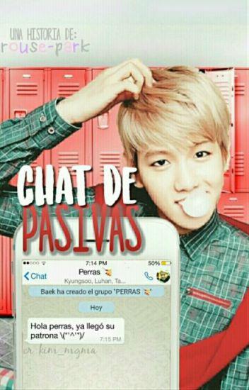 CHAT DE PASIVAS - EXO YAOI
