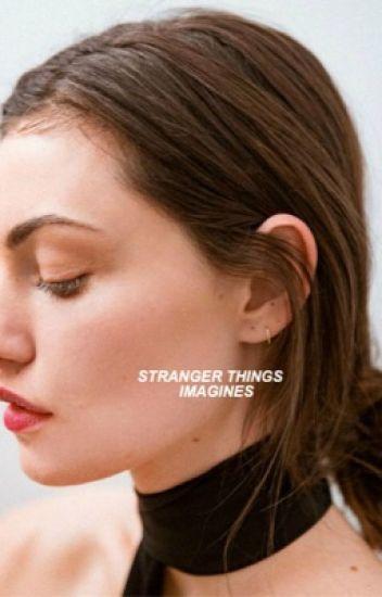 stranger things ↠ imagines