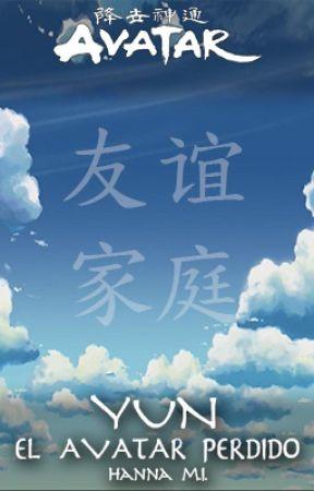 Yun, el avatar perdido by IhchIW