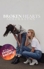 Broken Hearts by rorilynnn