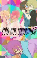 Solo Nos Conocimos Bonxbonnie Foxyxchica Goldenxfreddy by alexlayu