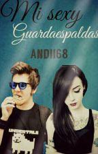 Mi Sexy Guardaespaldas #YoutubersAward5 #PremiosRubencio by Dxblas-Arabella
