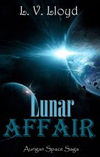 Lunar Affair (LGBT - Sci-Fi - Romance) by elveloy