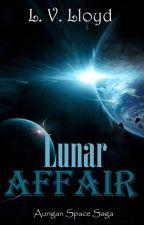 Lunar Affair (LGBT - Sci-Fi - Romance) by elveloy