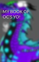 MY BOOK OF OC'S YO! by StargazerTheAnimus