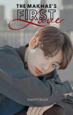 The Maknae's First Love   jk  by Jiminttrash