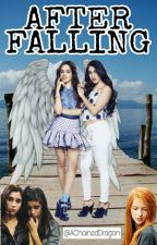 After falling. (Camren) by LaurenzoTopsForevah