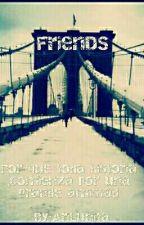 Friends [Exorinha]and[Goluh] by lunita859