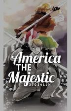 America the Majestic (United States of America #2) by 37054ljH