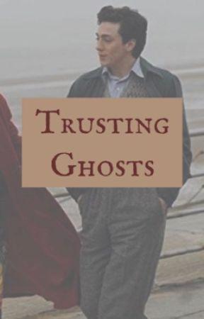 Trusting Ghosts | James Potter by -rattlethestars-