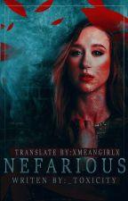 Nefarious » Theo Raeken by xmeangirlx