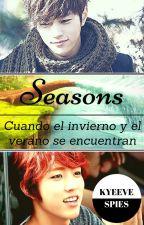 Seasons [MyungYeol] by kyeeve-sysjsg