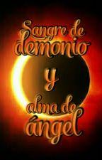 Sangre de demonio y alma de ángel by TattooDark