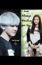 I am Always Waiting for You by shafanurulita