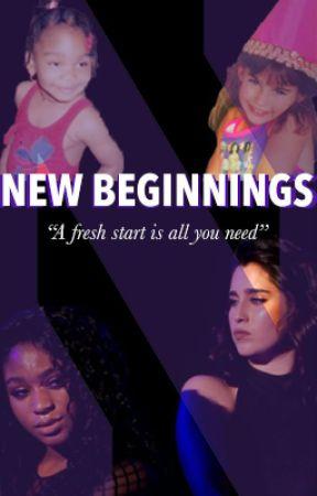 New Beginnings by jauredramatic